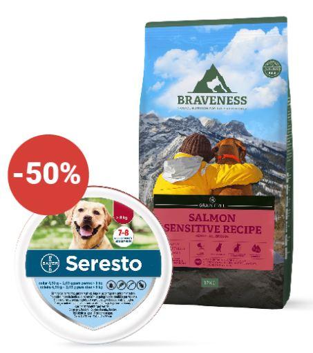 + Traveness Grain Free Salmon Sensitive Recipe 12 Kg